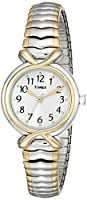 Timex Women's T21854 Elevated Classics T...