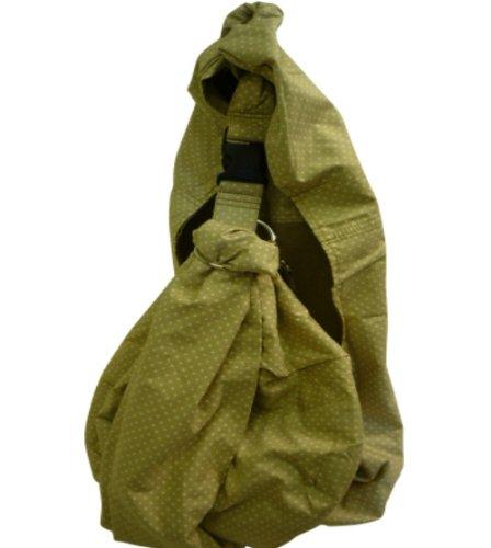 Dot pattern sling bag beige 9140 (japan import)