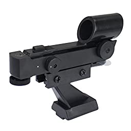 Finderscope / Finder Scope Starpointer for Astronomical Telescopes - Dovetail Base Type