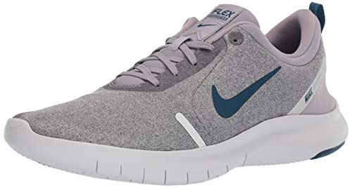 Nike Men's Flex Experience Run 8 Shoe, Atmosphere Grey/Blue Force-Off Noir 7.5 Regular US