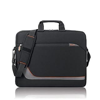 Solo Urban 17.3 Inch Laptop Slim Brief, Black (B003SNIPGC) | Amazon price tracker / tracking, Amazon price history charts, Amazon price watches, Amazon price drop alerts