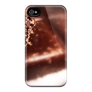 New Premium HlnTHKr7495NFRfs Case Cover For Iphone 4/4s/ Food Cakes And Sweet Air Chocolate Protective Case Cover