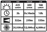 Streamlight 75813 Stinger DS C4 LED Flashlight with