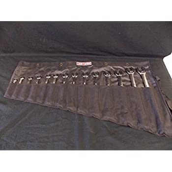 Craftsman Industrial Professional 14 Piece Full Polish SAE Wrench Set, MADE IN USA