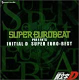 Initial D - Super Euro Best by MSI:AVEX TRAX