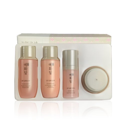 -The Face Shop- Yehwadam Revitalizing Special 4 Kit