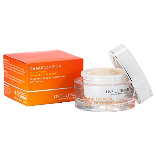 Live Ultimate Camucomplex Radiant Skin Fruitscription Crème, 1.7 oz.