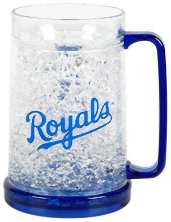 Kansas City Royals Crystal Freezer Mug