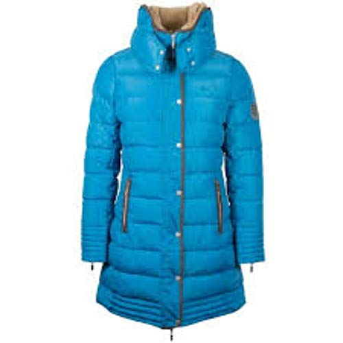 Long Padded Coat Navy Todd Ladies Deluxe Mark xRHqwPT1T