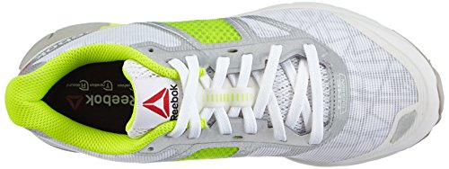 Lights white Cushion 0 2 Reebok silver Running One Multicolore solar City Entrainement Yellow Met Femme 14xUq