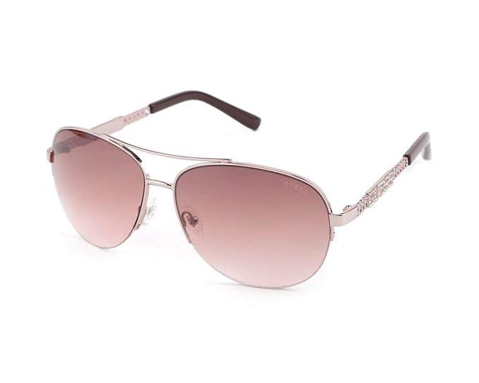 Guess GU7367RGLD-6252F Gafas de Sol, Rosado, 52 para Mujer ...