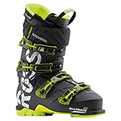 The Rossignol Alltrack 120 makes an excellent choice for the advanced to expert skier looking for a medium width fit in both the forefoot and shaft of the leg that is stiff and responsive. Rossignol's Posi-Block Ski/Hike Mechanism creates a w...