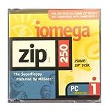Iomega - ZIP - 250 MB - PC - Storage Media