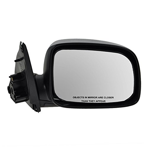 Manual Door Mirror RH Right Hand Passenger for Chevy Isuzu GMC Pickup Truck