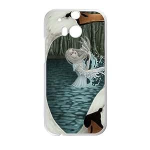 T-H-E-I9070163 Phone Back Case Customized Art Print Design Hard Shell Protection HTC One M8