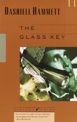 The Glass Key - Nyc Glasses Vintage