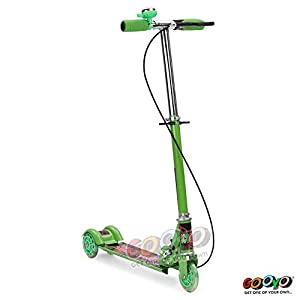 Gooyo 3 Wheel Scooter Ride...