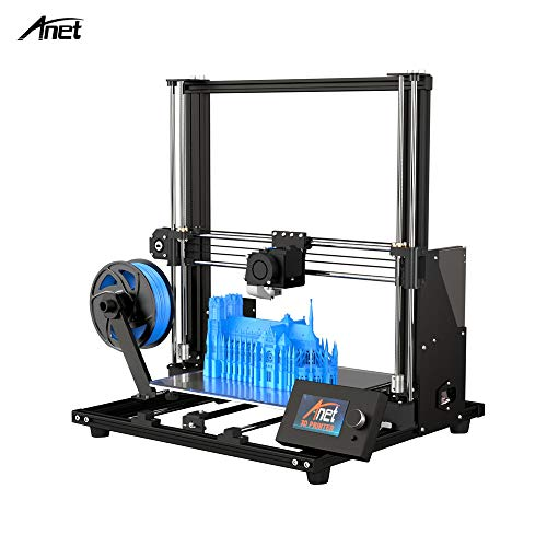Anet A8 Plus Upgraded High-Precision DIY 3D Printer Aluminum Alloy Frame