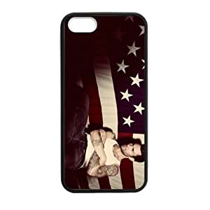 Adam Levine Flag Setting Case for iPhone 5 5s case