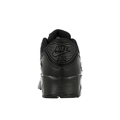 Chaussures Air Garçon Max Noir Mesh 90 Nike PS w4gqzxT