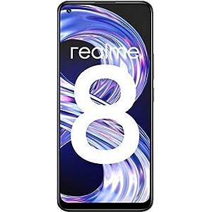 Realme 8 (Cyber Black, 8GB RAM, 128GB Storage)