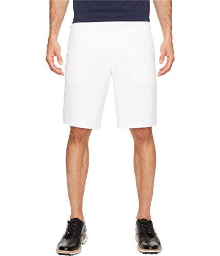 (Nike Men's Tiger Woods TW Flex Golf Short White 8332229-100 (32 10.5))