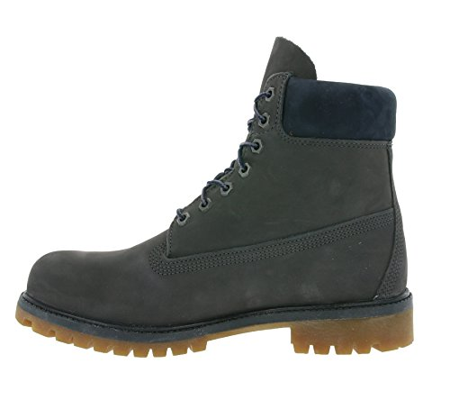 Premium Casual Leather Timberland Grey 6 Ankle Grey Mens Waterproof Boot inch Ctxgxq