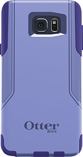 OtterBox COMMUTER SERIES Case for Samsung Galaxy Note5 - Retail Packaging - Purple Amethyst (Periwinkle Purple/Liberty Purple)