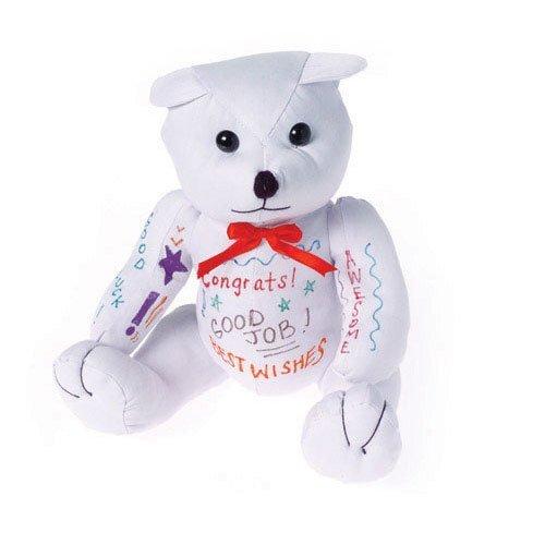 (U.S. Toy Autograph Bear)