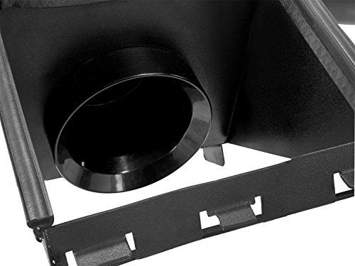 Dry Explorer - aFe Power Magnum FORCE 51-12622 Ford Explorer Sport Performance Air Intake System (Dry, 3-Layer Filter)