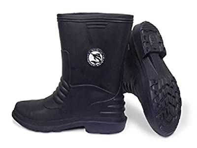 Marlin Blue Deck Boots Size: 12