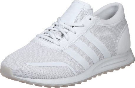 light grey Scarpe Angeles solid Uomo da Los light light solid adidas grey solid Ginnastica Basse wqzO55E