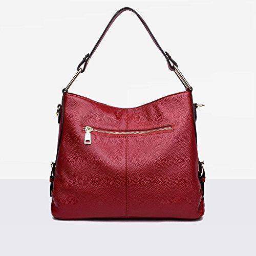 à à Sac bandoulière simple sac à sac féminin Midnight PU Sac bandoulière Black Lxf20 bandoulière UCZqw0Wtnx