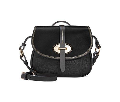 Dooney Bourke Verona Cristina Crossbody Bag Blackblack Amazon