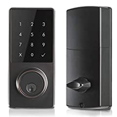 Live smart. Live secure. Live with Oaks Oaks smart door lock enhance your home security, eliminate door lock keys and integrate IoT access technology with the Oaks Smart door Lock. Create unique door lock access codes, monitor door lock activ...
