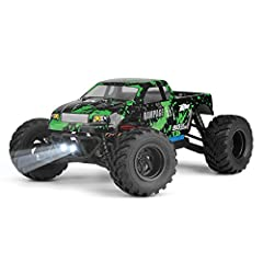 Time to make an authentic hobbyist out of yourself? This truck named after Rampage can necessitates it. Ready to run out of the box,  the Shaft drive 4WD offers the driver the adequate traction to overcome multiple terrains.  Small as it is ,...