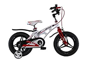 Upten Robot 14 inch Alloy children bicycle kids bike cycle