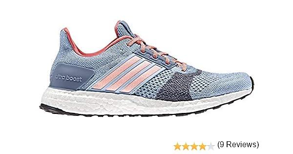 adidas Ultra Boost st w - Zapatillas de Running para Mujer, Azul - (AZUSEN/CORNEB/Grpudg) 42: Amazon.es: Deportes y aire libre