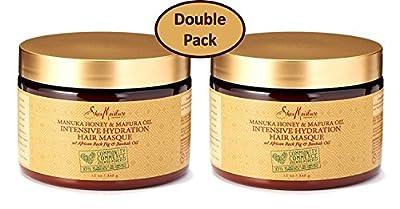 SheaMoisture Manuka Honey &Mafura Oil Intensive Hydration Treatment Masque Packet