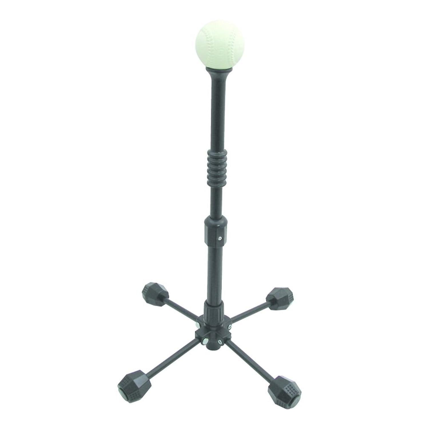 何よりもインフラ不合格Kaiser(カイザー) バッティング マシン セット KW-545 ボール付 電池式 野球 練習 レジャー ファミリースポーツ