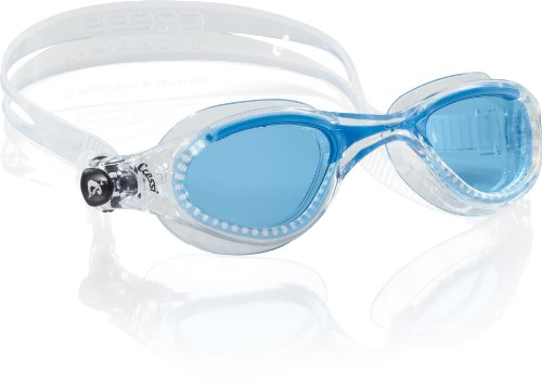 Cressi Fox, clear/blue, tinted lens ()