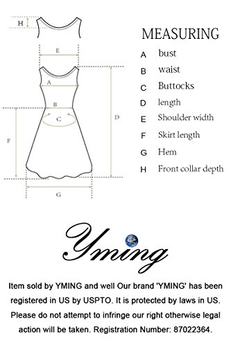 Sleeve Short Line Swing YMING Casual Multicolor Simple Loose White Women A Dress Dress Mini aawqUt6