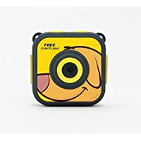 Livoty 720P Waterproof Sports Camera HD Camcorder Holiday Learn Camer Toy for Children