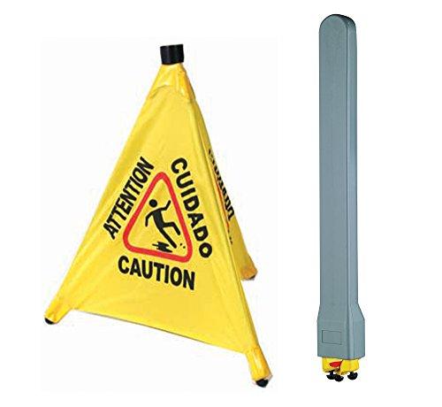 winco wet floor sign - 6
