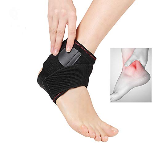 Ankle Brace, Electric Moxibustion Ankle Straps, Relieve Pain, Suitable for Men and Women