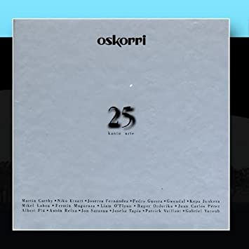 Oskorri - 25 Kantu Urte - Amazon com Music