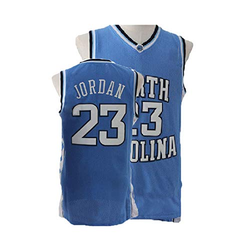 f1515ca8190d Men s North Carolina  23 Jerseys Basketball Jerseys Retro Je