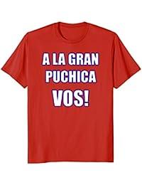 A La Gran Puchica Vos- Spanish Slang El Salvador T-Shirt