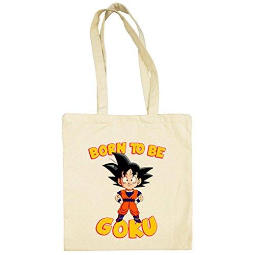 Be Bolsa Ball De Born Dragon Beige To Tela Goku 17Yq4