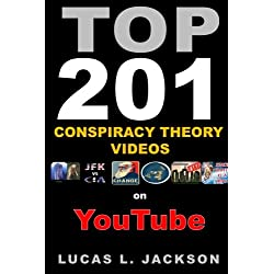 Top 201 Conspiracy Theory Videos on YouTube: Black & White Edition